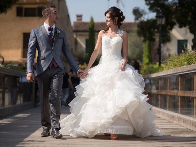 Il matrimonio di Nicola e Giada a Volta Mantovana, Mantova 38