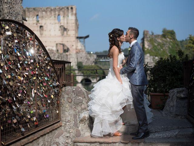 Il matrimonio di Nicola e Giada a Volta Mantovana, Mantova 39