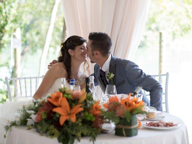 Il matrimonio di Nicola e Giada a Volta Mantovana, Mantova 40
