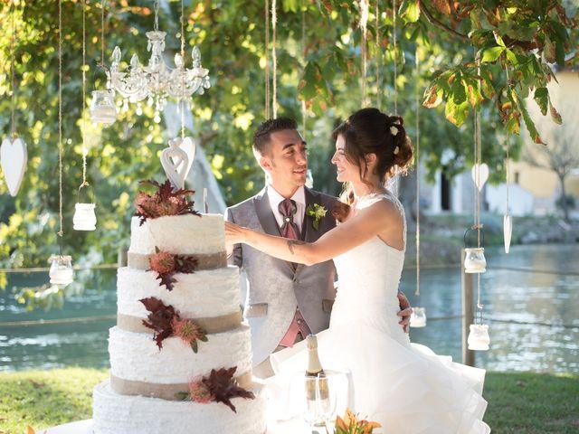Il matrimonio di Nicola e Giada a Volta Mantovana, Mantova 43