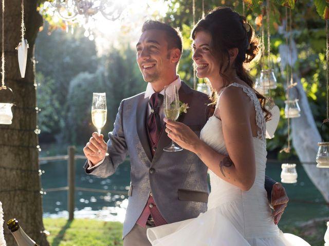 Il matrimonio di Nicola e Giada a Volta Mantovana, Mantova 44