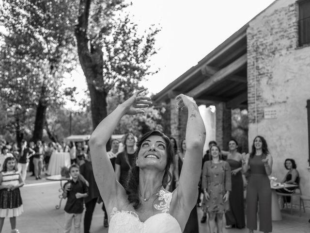 Il matrimonio di Nicola e Giada a Volta Mantovana, Mantova 45