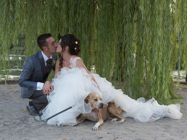 Il matrimonio di Nicola e Giada a Volta Mantovana, Mantova 1