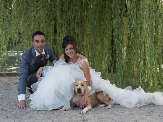 Il matrimonio di Nicola e Giada a Volta Mantovana, Mantova 48