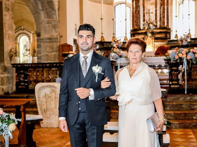 Il matrimonio di Oscar e Sofia a Stresa, Verbania 19