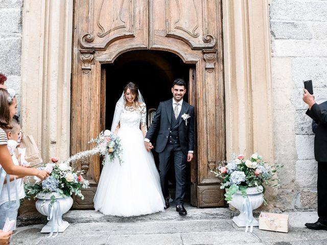 Il matrimonio di Oscar e Sofia a Stresa, Verbania 36