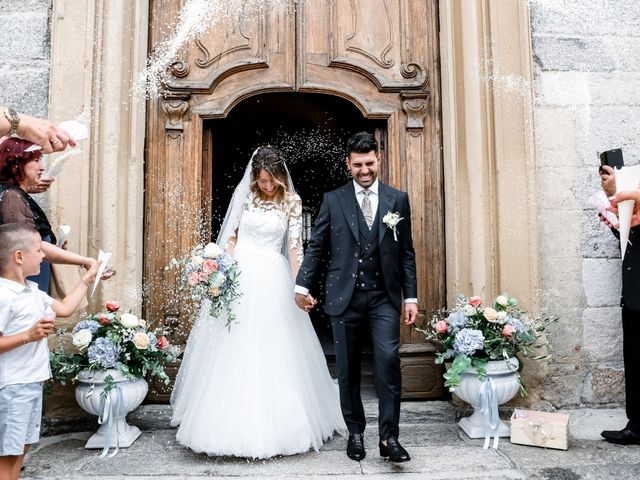 Il matrimonio di Oscar e Sofia a Stresa, Verbania 37