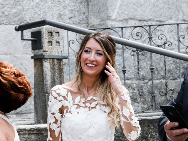 Il matrimonio di Oscar e Sofia a Stresa, Verbania 41