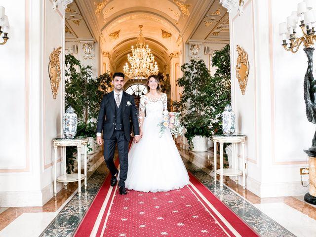 Il matrimonio di Oscar e Sofia a Stresa, Verbania 45