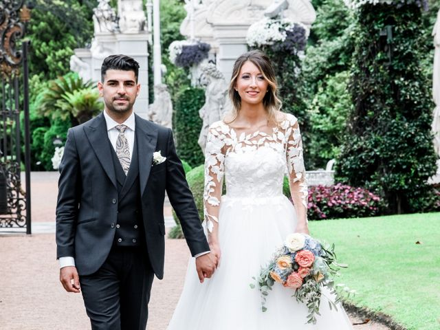 Il matrimonio di Oscar e Sofia a Stresa, Verbania 47