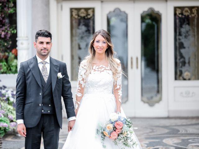 Il matrimonio di Oscar e Sofia a Stresa, Verbania 54