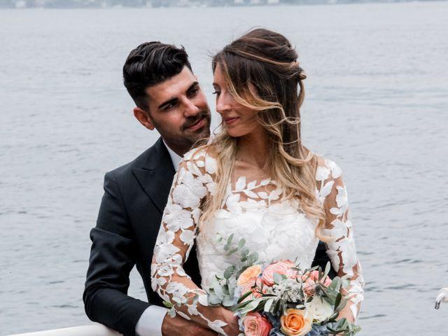 Il matrimonio di Oscar e Sofia a Stresa, Verbania 56