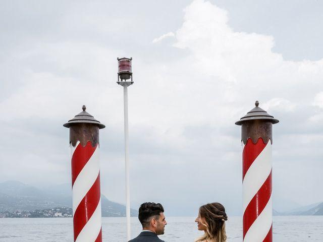 Il matrimonio di Oscar e Sofia a Stresa, Verbania 57