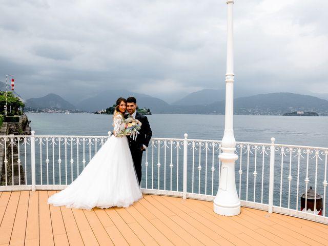 Il matrimonio di Oscar e Sofia a Stresa, Verbania 60