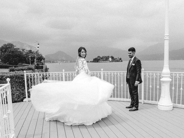 Il matrimonio di Oscar e Sofia a Stresa, Verbania 62