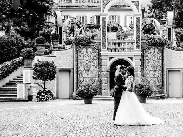 Il matrimonio di Oscar e Sofia a Stresa, Verbania 65