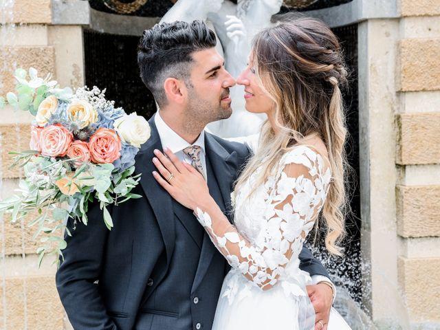 Le nozze di Sofia e Oscar