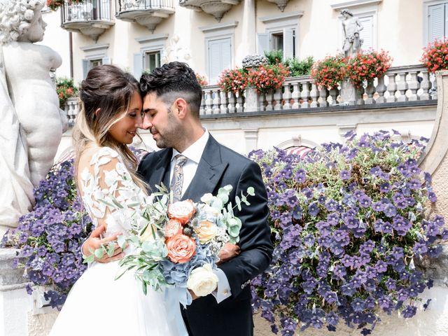 Il matrimonio di Oscar e Sofia a Stresa, Verbania 66