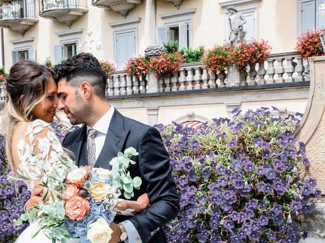 Il matrimonio di Oscar e Sofia a Stresa, Verbania 2