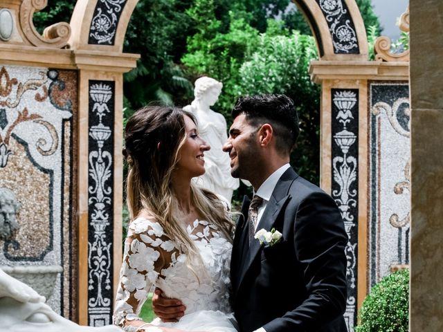 Il matrimonio di Oscar e Sofia a Stresa, Verbania 69