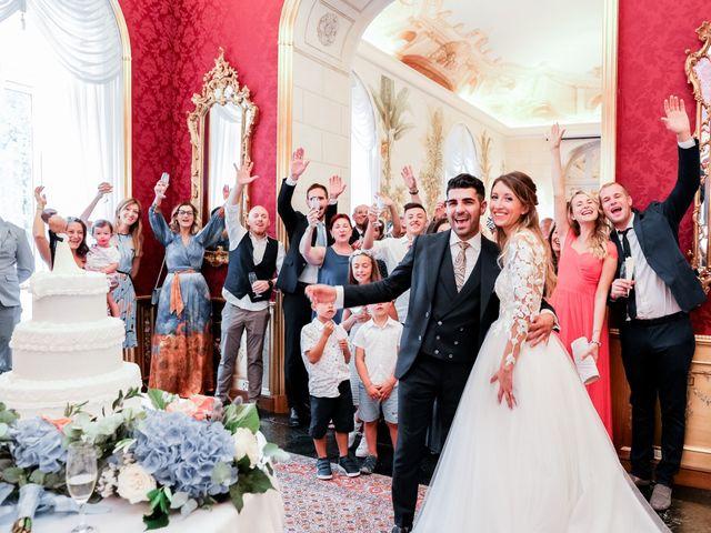 Il matrimonio di Oscar e Sofia a Stresa, Verbania 78