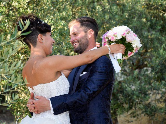 Le nozze di Daniele e Silvia