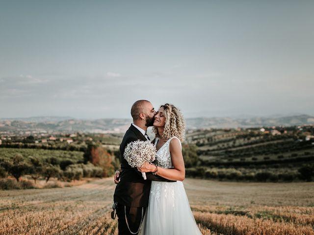 Le nozze di Anna e Graziano