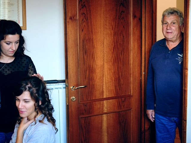 Il matrimonio di Irene e Mirko a Bevagna, Perugia 5