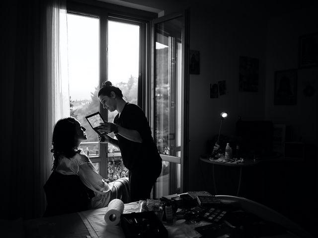 Il matrimonio di Irene e Mirko a Bevagna, Perugia 10