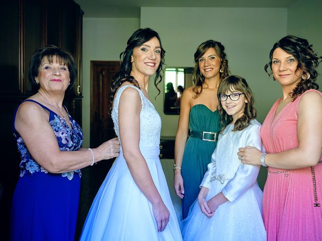 Il matrimonio di Irene e Mirko a Bevagna, Perugia 35