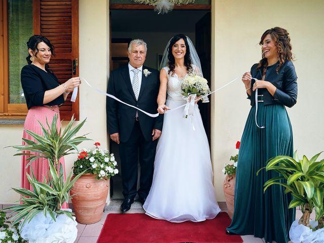 Il matrimonio di Irene e Mirko a Bevagna, Perugia 37
