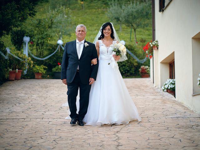 Il matrimonio di Irene e Mirko a Bevagna, Perugia 38