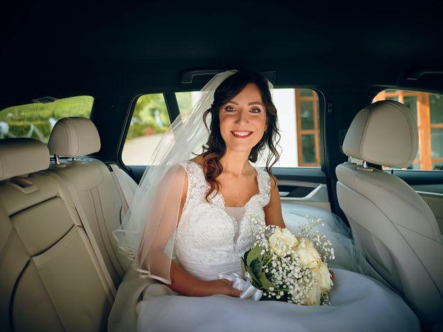 Il matrimonio di Irene e Mirko a Bevagna, Perugia 39