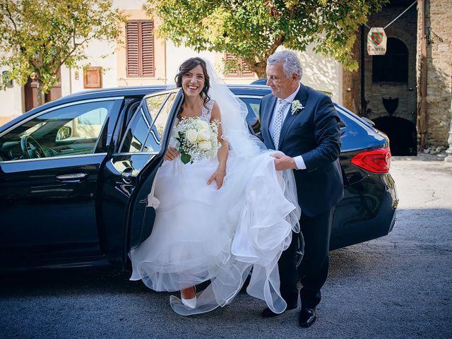 Il matrimonio di Irene e Mirko a Bevagna, Perugia 40