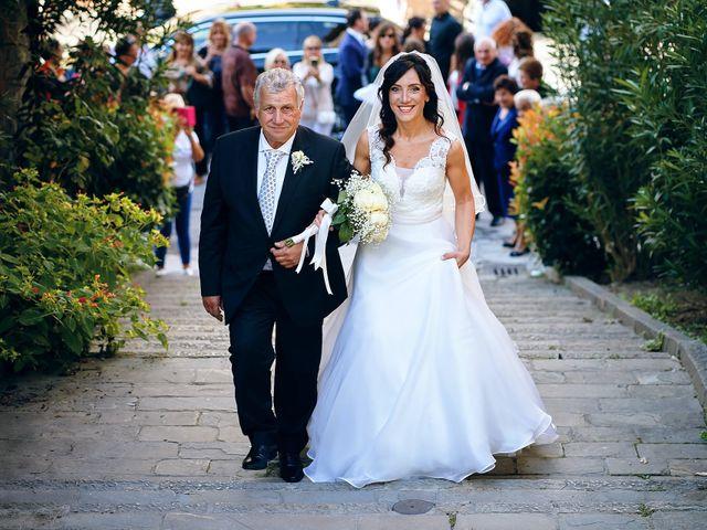 Il matrimonio di Irene e Mirko a Bevagna, Perugia 42