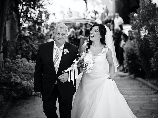 Il matrimonio di Irene e Mirko a Bevagna, Perugia 43