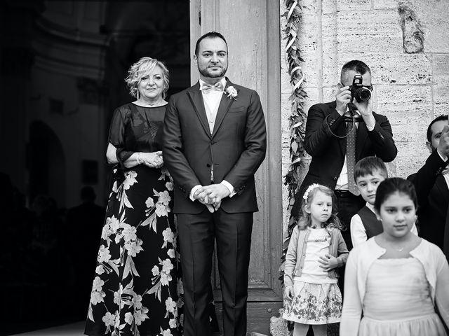 Il matrimonio di Irene e Mirko a Bevagna, Perugia 45
