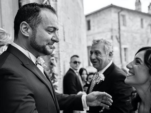 Il matrimonio di Irene e Mirko a Bevagna, Perugia 46