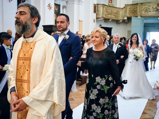 Il matrimonio di Irene e Mirko a Bevagna, Perugia 48