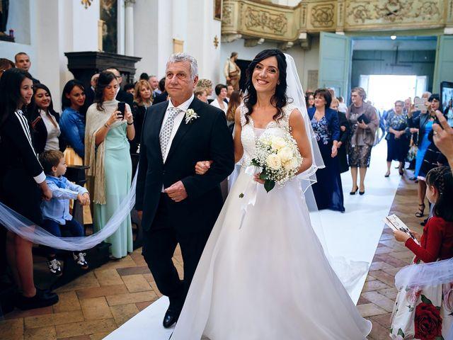 Il matrimonio di Irene e Mirko a Bevagna, Perugia 49