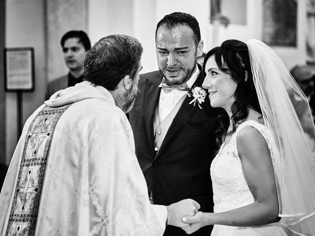 Il matrimonio di Irene e Mirko a Bevagna, Perugia 50