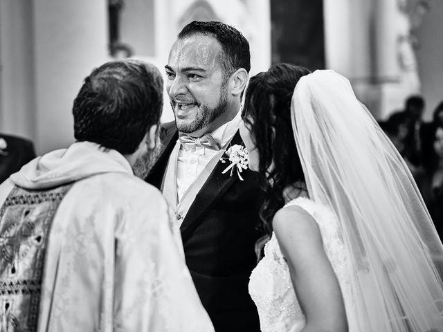 Il matrimonio di Irene e Mirko a Bevagna, Perugia 52