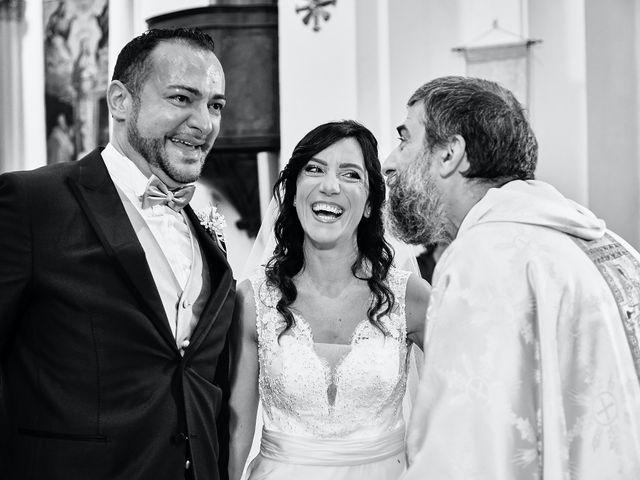 Il matrimonio di Irene e Mirko a Bevagna, Perugia 53