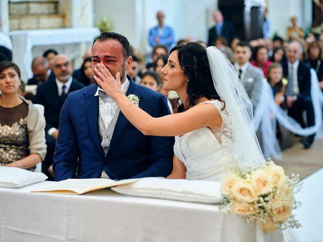 Il matrimonio di Irene e Mirko a Bevagna, Perugia 55