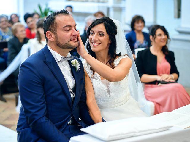 Il matrimonio di Irene e Mirko a Bevagna, Perugia 56
