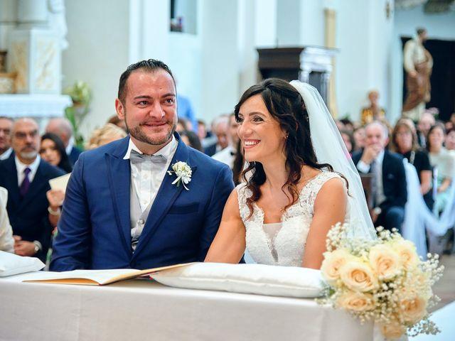 Il matrimonio di Irene e Mirko a Bevagna, Perugia 57