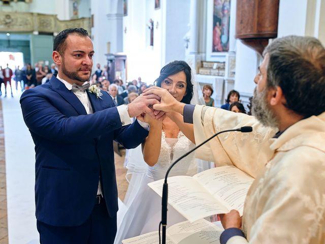 Il matrimonio di Irene e Mirko a Bevagna, Perugia 58