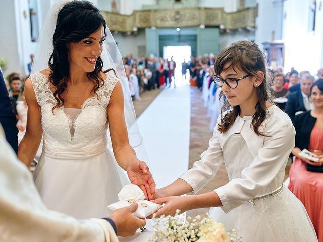 Il matrimonio di Irene e Mirko a Bevagna, Perugia 59