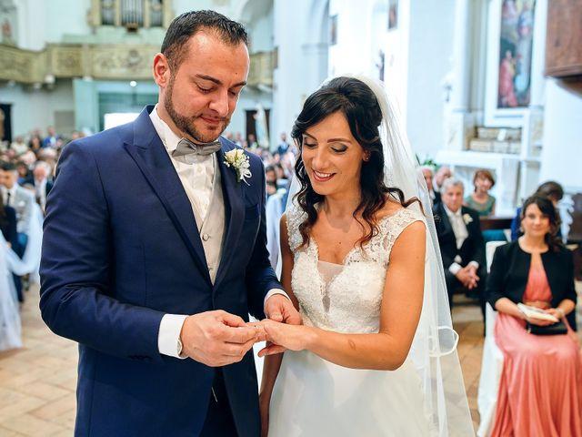 Il matrimonio di Irene e Mirko a Bevagna, Perugia 60