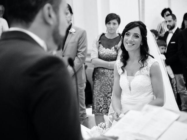 Il matrimonio di Irene e Mirko a Bevagna, Perugia 62